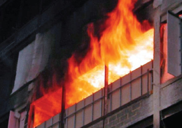 HMO fire safety