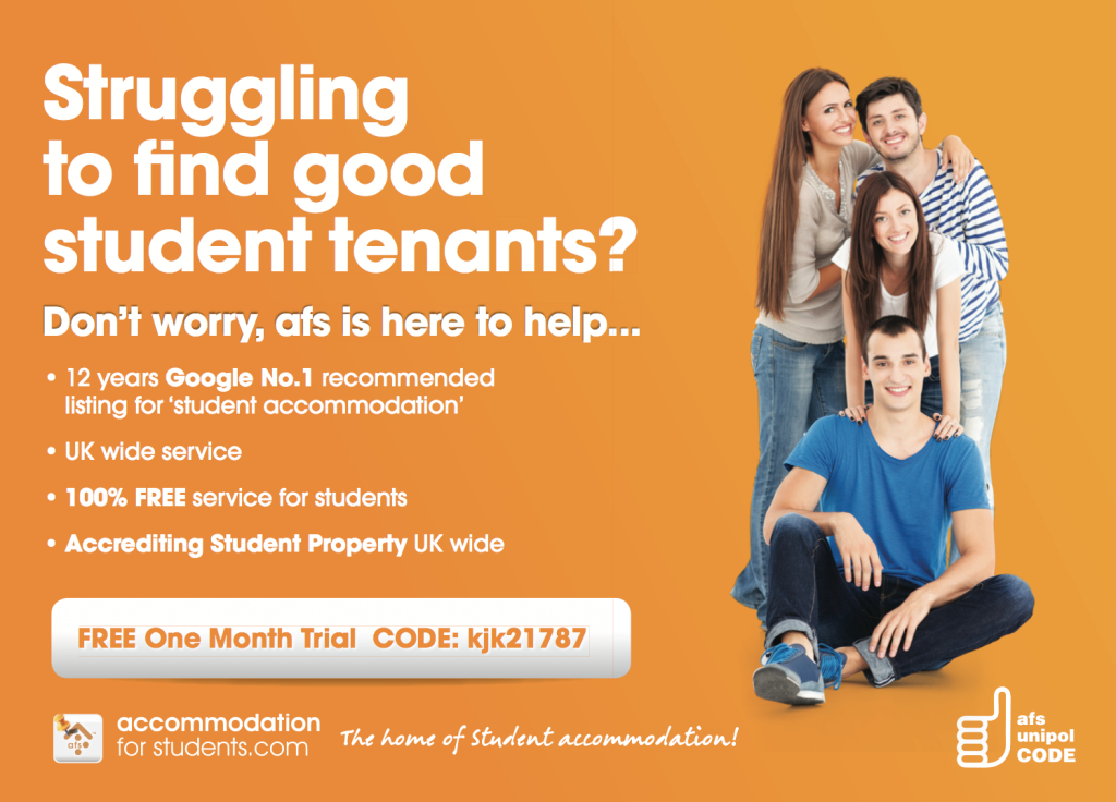 Find Good Student Tenants